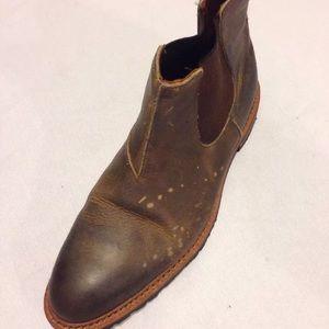 Other - Men's Allen Edmonds Leather Chelsea Boots 11 1/2 B